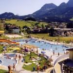 Terrassenbad Abtenau